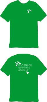 Guernsey Irish Dance Academy Technical T-Shirt