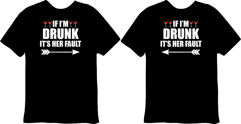 If I'm Drunk Tee