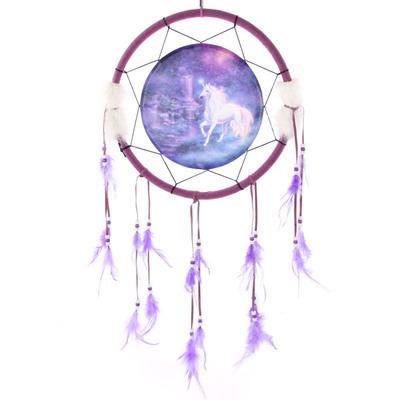 Fantasy Dreamcatcher Unicorn- Medium