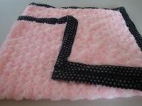 Rose Bud Blanket By Pink N Blue