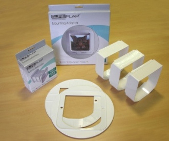 SureFlap 17cm - 22cm Intallation Kit