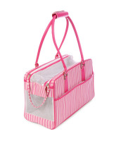 Candy Strip Cat Carrier