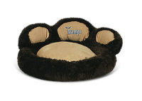 Paw Cat bed ~ Grizzly