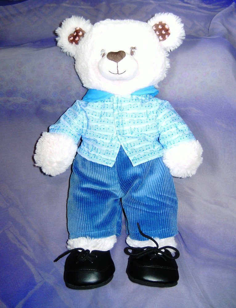 Shirt and jeans to fit Build a bear and Teddy Bears