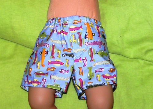 Doll's jockey shorts to fit George doll