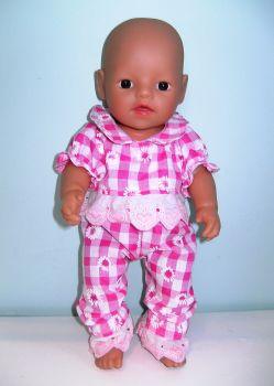 Doll's pyjamas