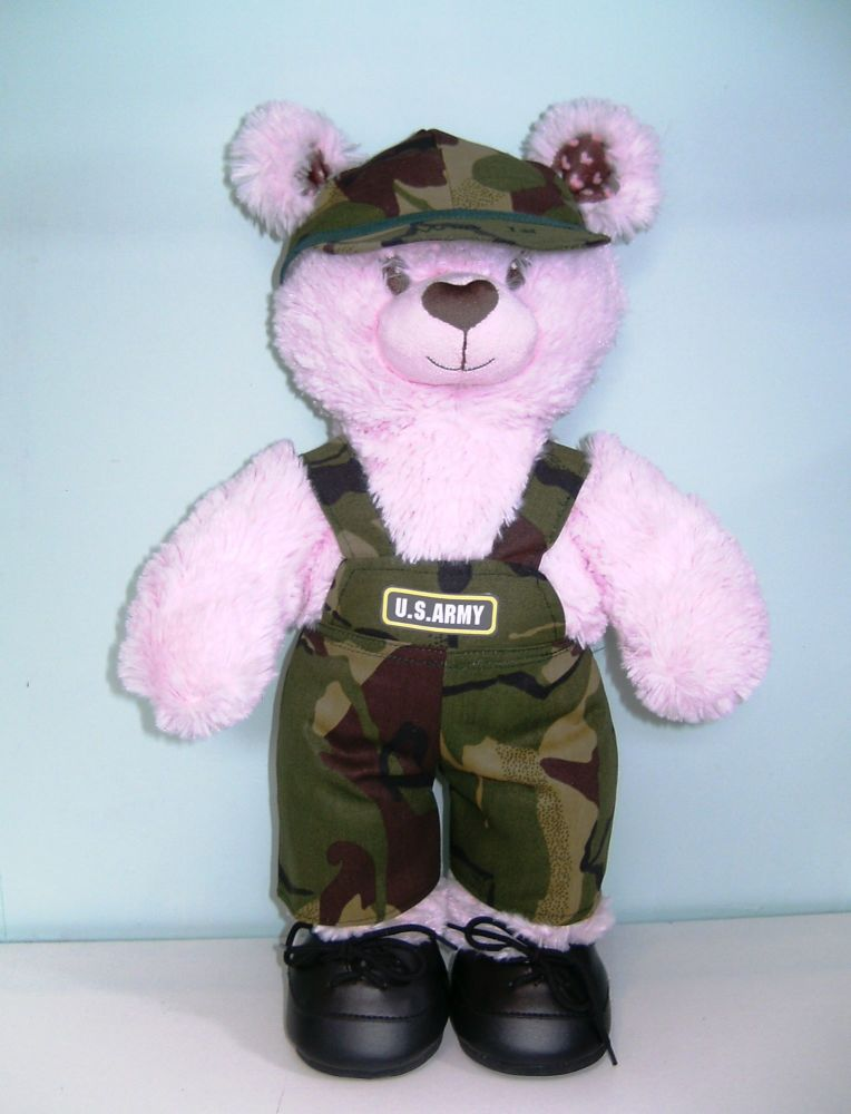 dungarees and hat for 18 inch high teddy bear