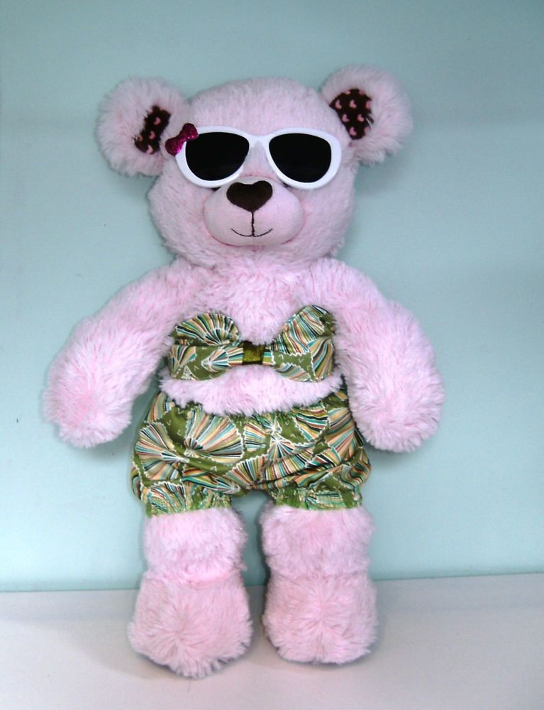 Teddy bear's bikini (fits build-a-bear too)