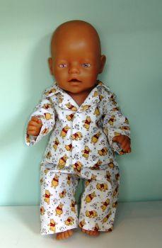 Doll's pajamas