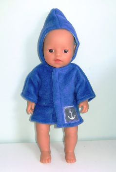 Doll's bathrobe