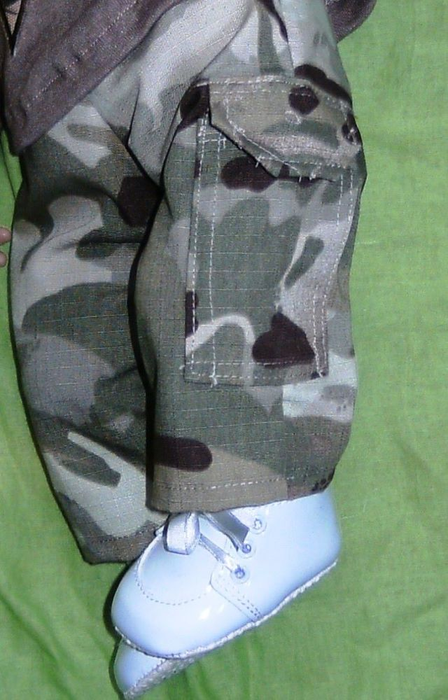 army outfit pocket