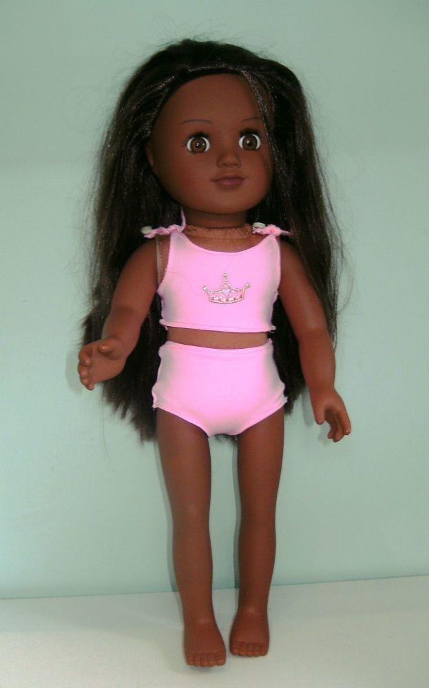dolls bikini for 18 inch doll
