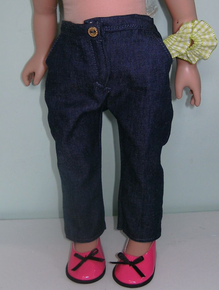 Dolls jeans with real pockets
