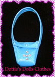 Dolls Blue Handbag