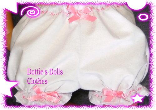 Dolls pantie