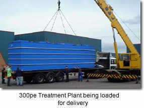 Falcon 300 person Biodigester plant