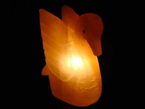 Himalayan Crystal Rock Salt Lamps, Candle Holders, Bath Salt, Culinary Salt available ...