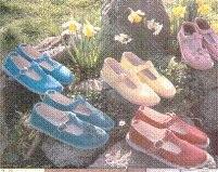 Ladies T-Bar Sandal