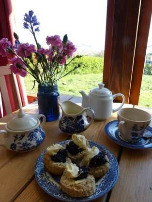 best cream tea