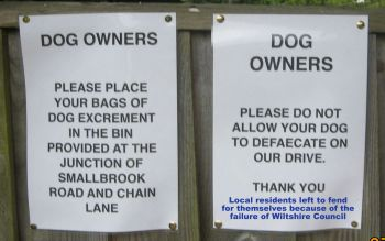 Dog Poo Notes 001