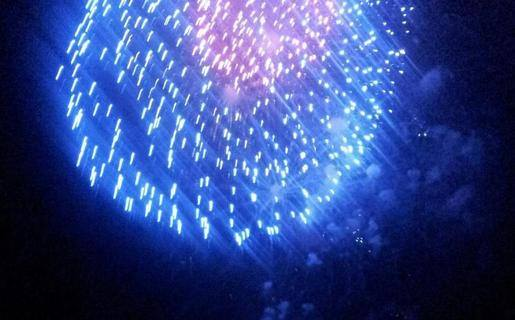 Welcome Home Fireworks 001