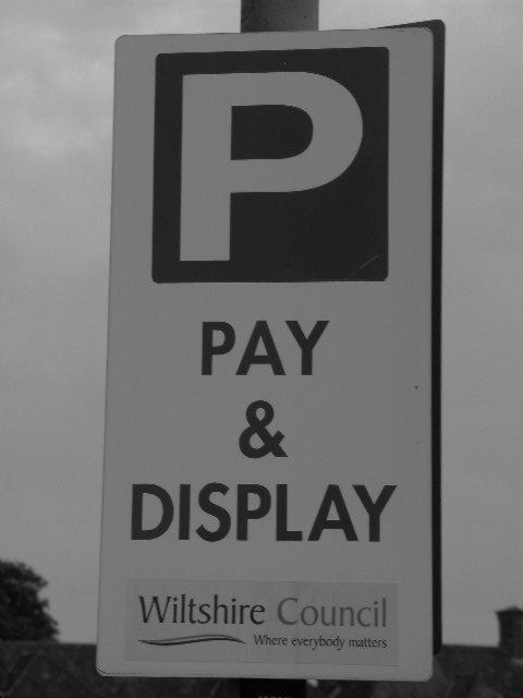 Parking charges