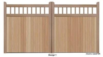 Softwood design No1