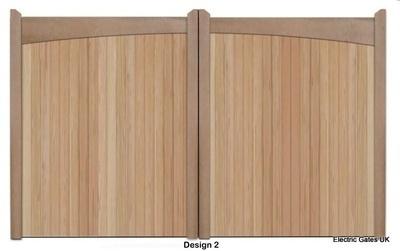 softwood design No2