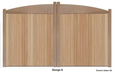 Softwood design No6