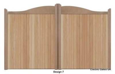 Softwood design No7