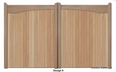 Softwood design No8