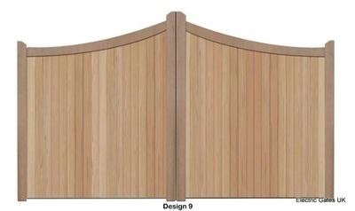 Softwood design No9