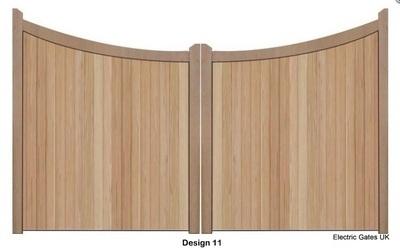 Softwood design No11
