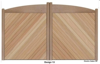 Softwood design No13