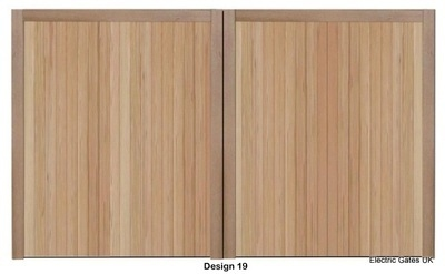 Softwood design No19