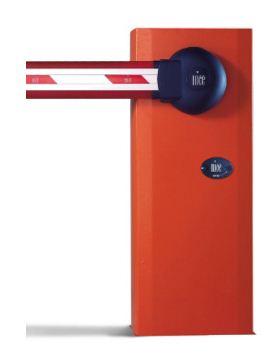 NICE Wilkit 1 24v intensive use 4mtr Barrier kit.