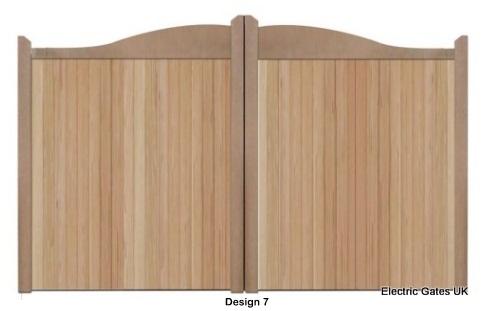 timber gate 7
