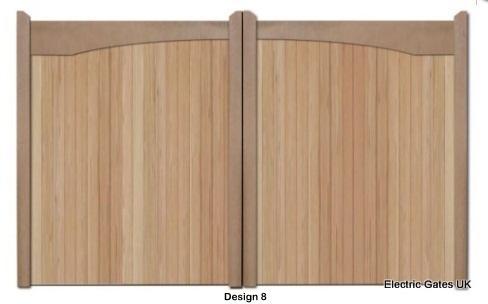 timber gate 8