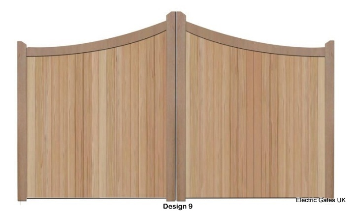 timber gate 9