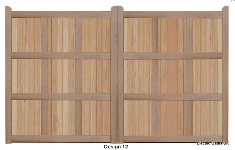 timber gate 12
