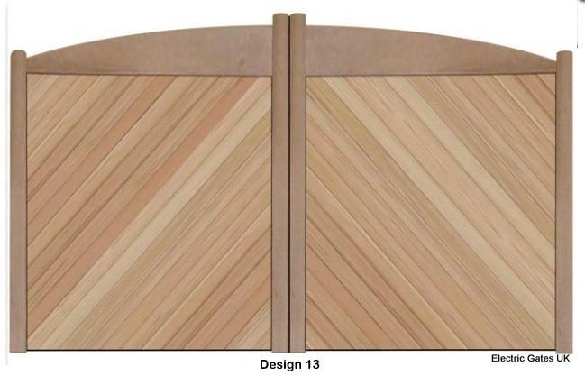 timber gate 13