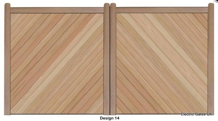 timber gate 14