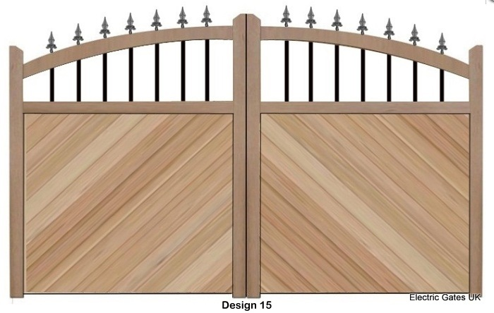 timber gate 15