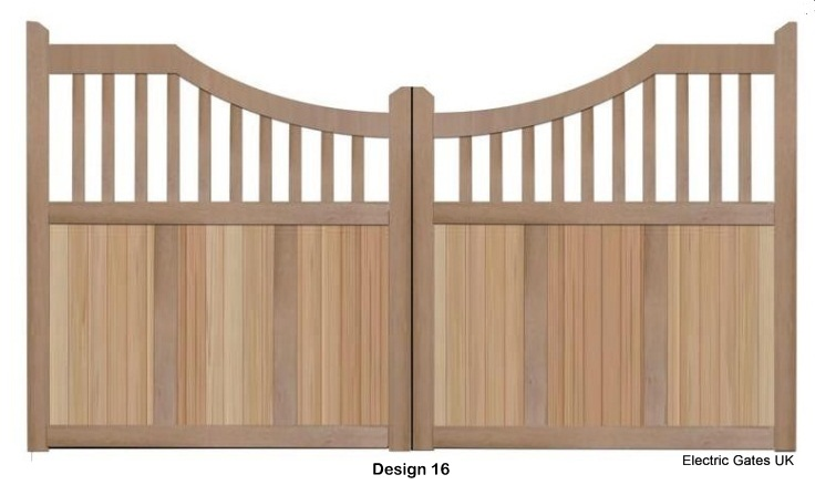 timber gate 16