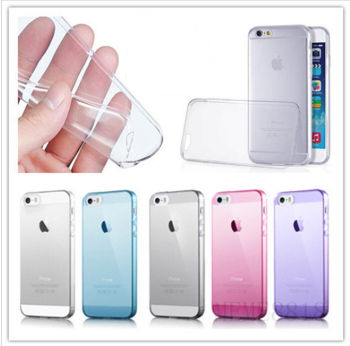 iPhone 6 Plus (5.5) Ultra Thin Transparent Phone Case