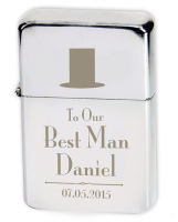 Wedding Lighter - Best Man, Groom, Usher and more choices