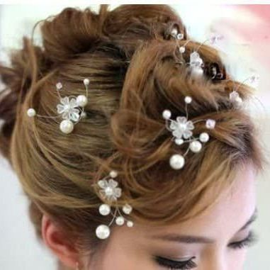Wedding Jewellery and Hair Accessories
