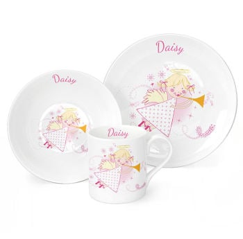 Personalised Angel Breakfast Set  sc 1 st  Tnako & Christmas Gift Ideas for Children