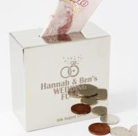 Personalised Engagement Money Box