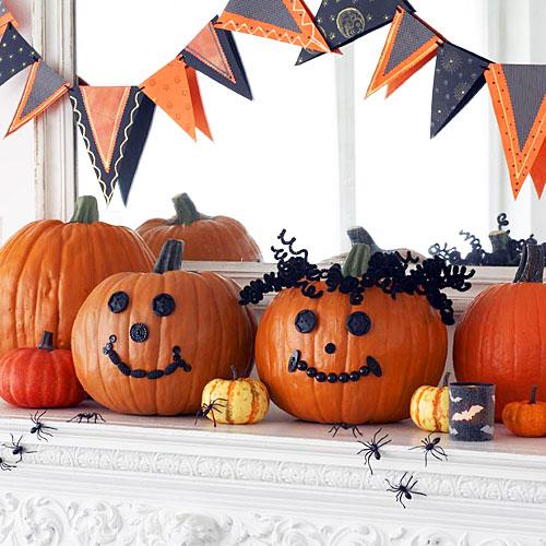 pumpkin-button-faces-x